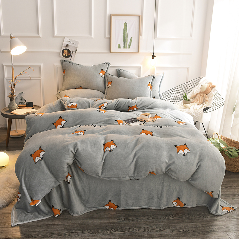 cabin set bedding cor queen pin d lodge winter flannel and cover duvet king bedroom