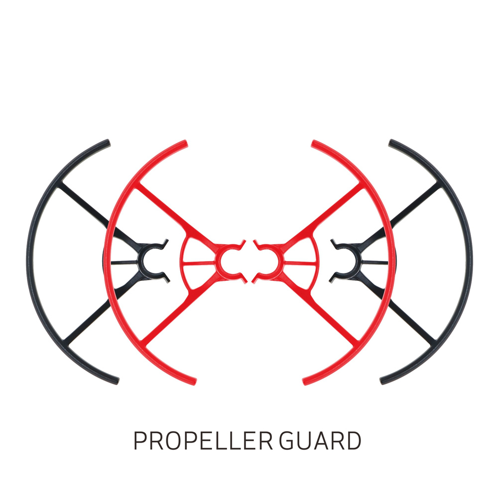 Quick Release Propeller Guard Protector For DJI Ryze Tello FPV Quadcopter Prop Bumper Blade Protection Cover Drones Accessories