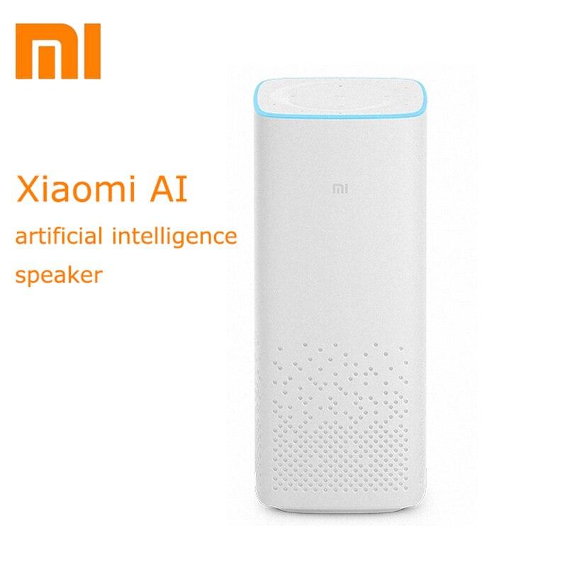 Xio mi AI haut-parleur Intelligent télécommande bluetooth haut-parleur artificiel Intelligent WiFi mi lecteur de musique haut-parleur pour téléphone portable Xiao mi