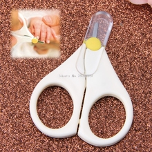 Newborn Kids Baby Safety Manicure Nail Cutter Clippers Scissors Convenient New -B116