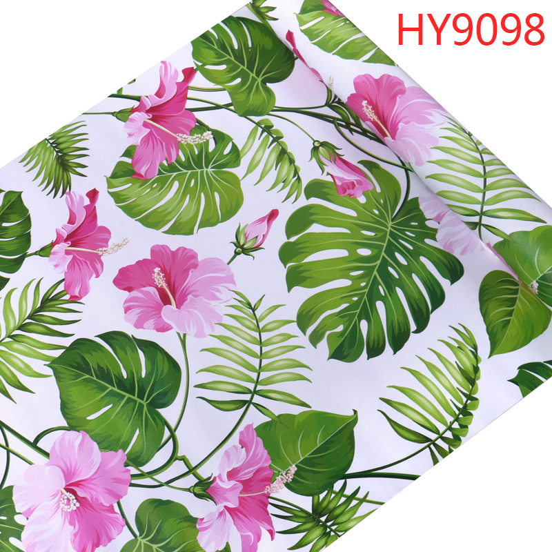 Flower pattern design self adhesive vinyl decorative wallpaper wall stickers for home wall decoration 0.45m*10m haggard h queen sheba's ring page 6