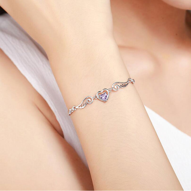 Angel Wings Love bracelet 2