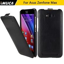 Для Asus Zenfone Max ZC550KL чехол Zenfone Max Чехол Флип Leathe чехол для Asus Zenfone Max ZC550KL телефон случаях IMUCA бренд