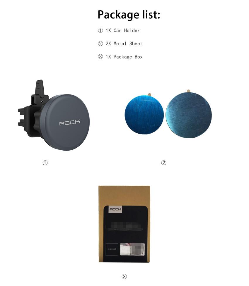 SKAŁA Obrotowy Uchwyt Magnetyczny Uchwyt Na Telefon Samochodowy Air Vent Outlet Magnes Uniwersalny Uchwyt Telefonu komórkowego Dla iphone Samsung stojak 16