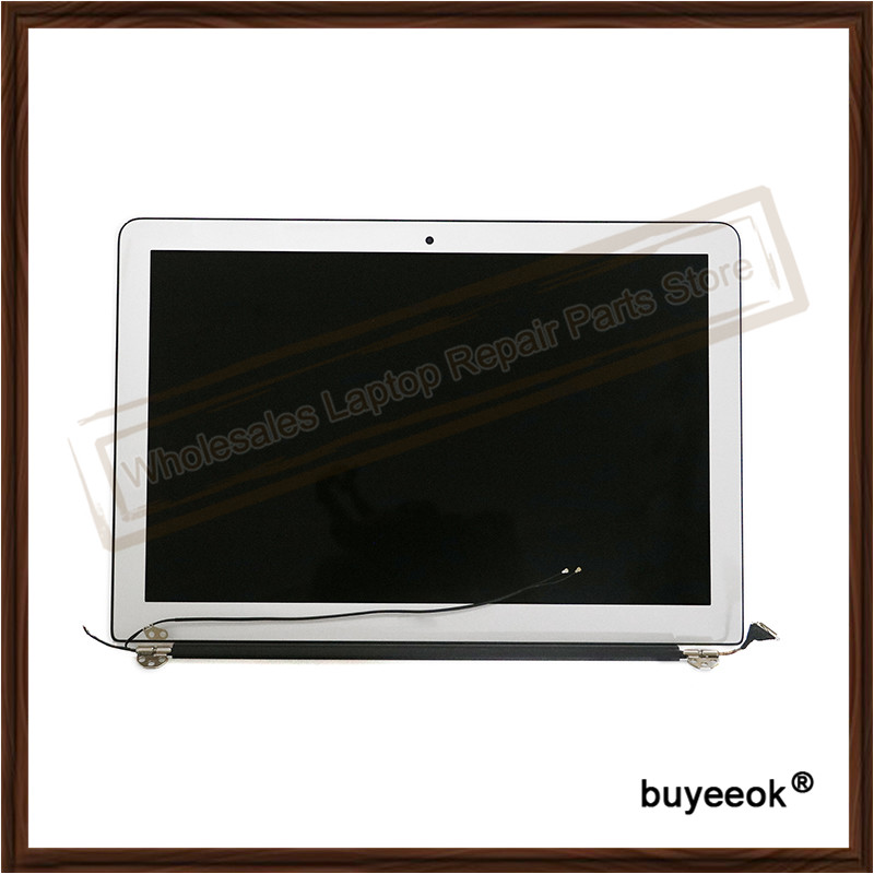 98% New Original A1369 A1466  LCD Assembly 661-5732 661-6056 for MacBook Air 13 2010 - 2012 Full LED Display Screen Tested Well a1369 new original a1369 assembly for apple macbook air 13 lcd display assembly a1369 a grade new and original 2011 year