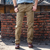 Outdoor Youth Straight Pants Overalls And Cotton Goods Leisure Men S Casual Pants