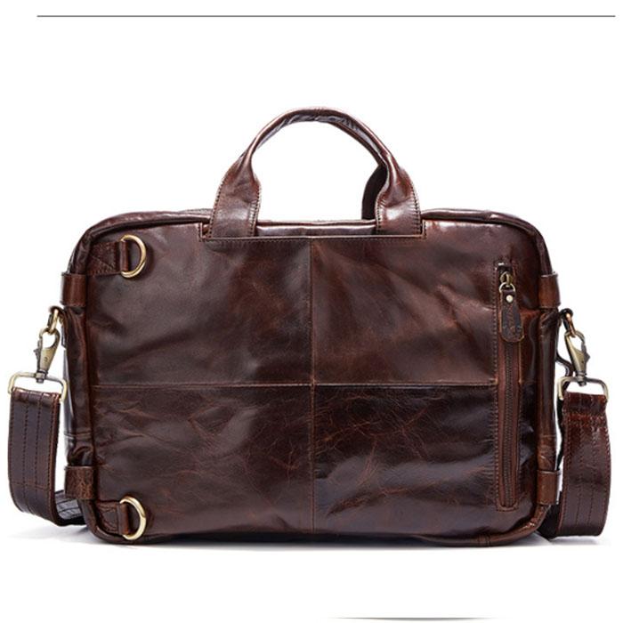 male Crossbody Bags man Genuine Leather Shoulder Bag Messenger Men Bags Business Men's Briefcases Totes Leather Laptop handBag купить в Москве 2019