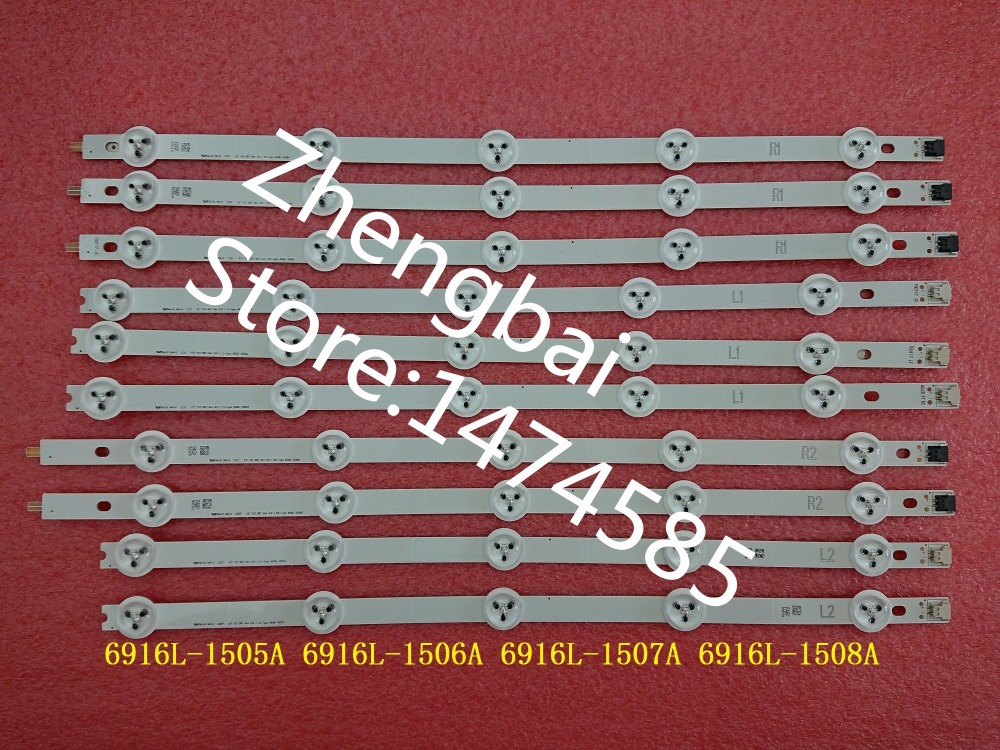 New Original 10 Pieces LED Backlight Bar FOR 42