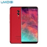 UMIDIGI S2 6 0 Inch 4GB RAM 64GB ROM Smartphone P20 Octa Core 5100Mah Battery 1440x720