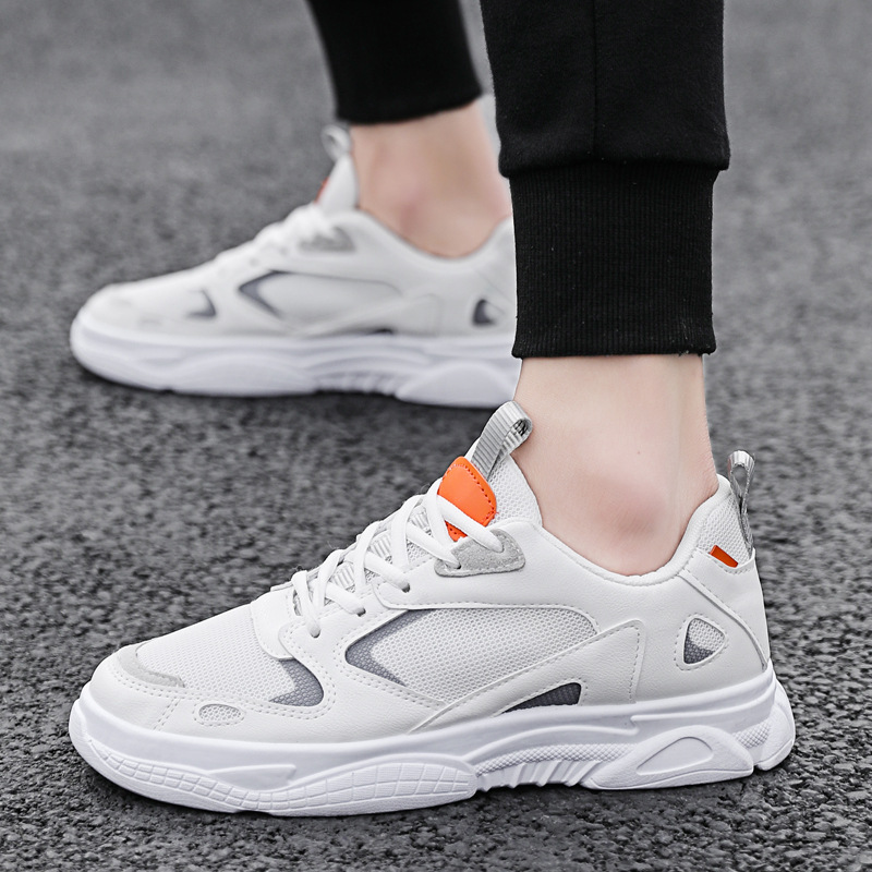 Fashion Men Casual Sneaker Lightweight Cool Male Flat Shoes Spring Summer Outdoor Vulcanized Shoes Plus Size Men Shoes TrainersFashion Men Casual Sneaker Lightweight Cool Male Flat Shoes Spring Summer Outdoor Vulcanized Shoes Plus Size Men Shoes Trainers