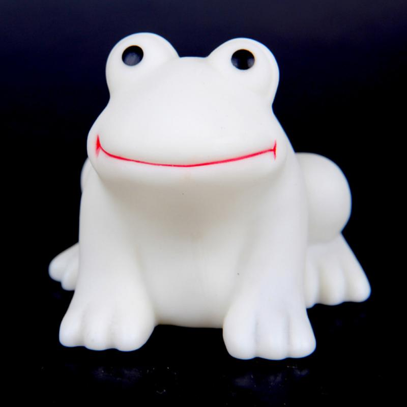 Lighting New Multi Colour Changing Night Light Cute Frog Children's Bedroom Small Light