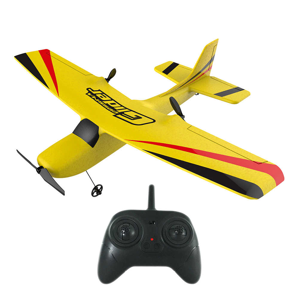 NEW Z50 2 4G 2CH RC Plane Flying Model GliderTtoy Planes Remote Control  Airplane Outdoor Toys For Kid Boy Birthday Gift