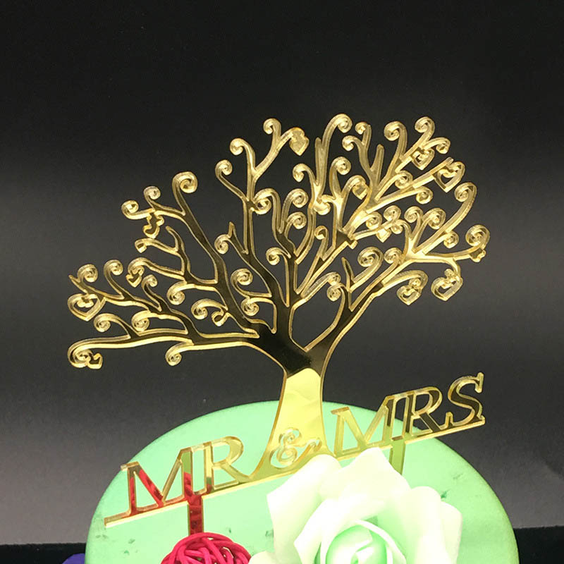 Happy Birthday Dadmom Cake Topper Anniversary Cake Toppers For