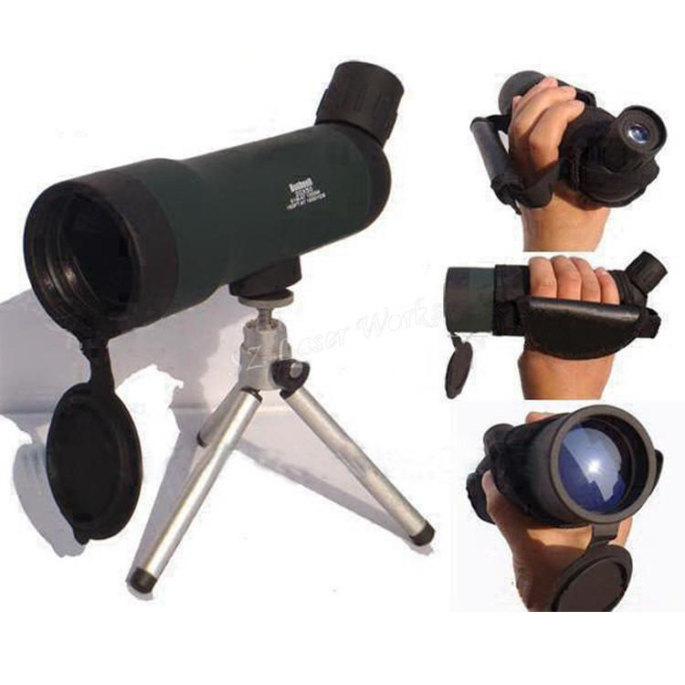 Hot selling 20x50 Zoom HD Monocular bird watching Telescope binoculars With Portable Tripod Night Version Spotting Scope #TC18 high quality 150x zoom hd outdoor monocular space astronomical telescope with portable tripod bird animal spotting scope f30070