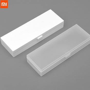 2pcs Xiaomi KACO ECHO Desk Multi-function Storage Box Big Capacity Organizer Box For Make UP Charger Pen Ruler Office Students Video Games Bags