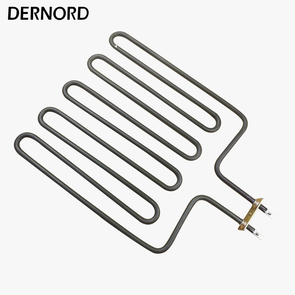 Electric Sauna Heater Element Tubular Air Heater Heating Element Tubular Heater 2670w warm air blower heating elements fan heater electric heat pipe warming air machine tubular element unit heater parts