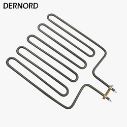 Electric Sauna Heater Element Tubular Air Heater Heating Element Tubular Heater 2670w