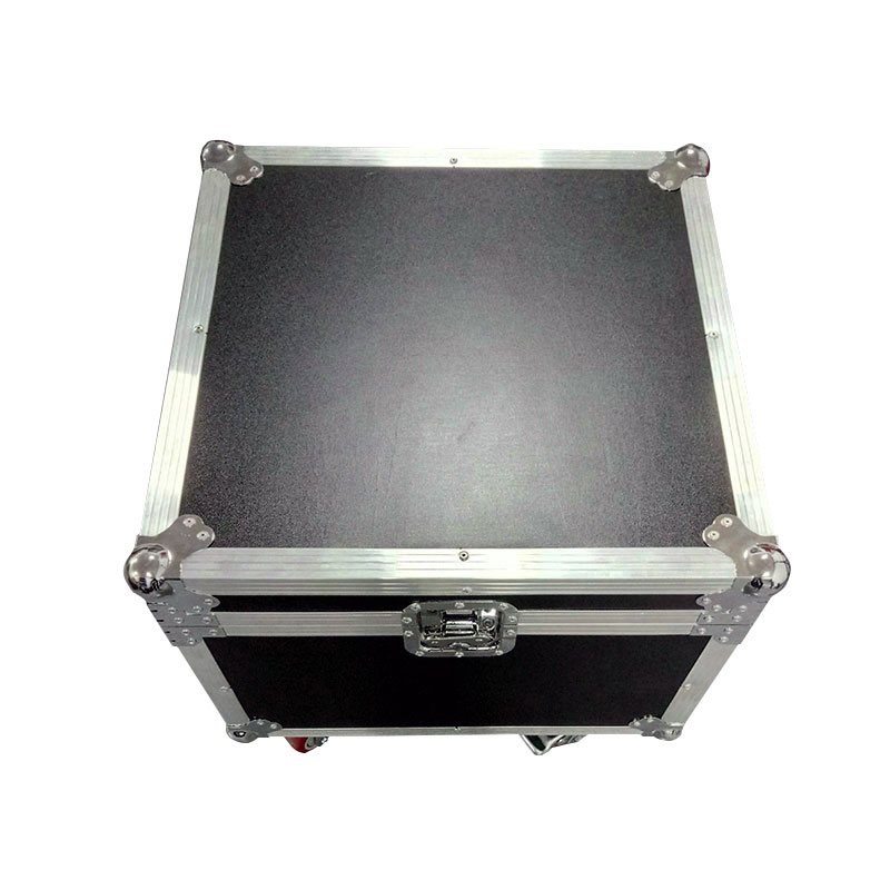 Flight Case With 4 Pieces 200W COB Light Aluminum Alloy LED Can Par Light Stage Effect Lighting Professional Stage & Dj