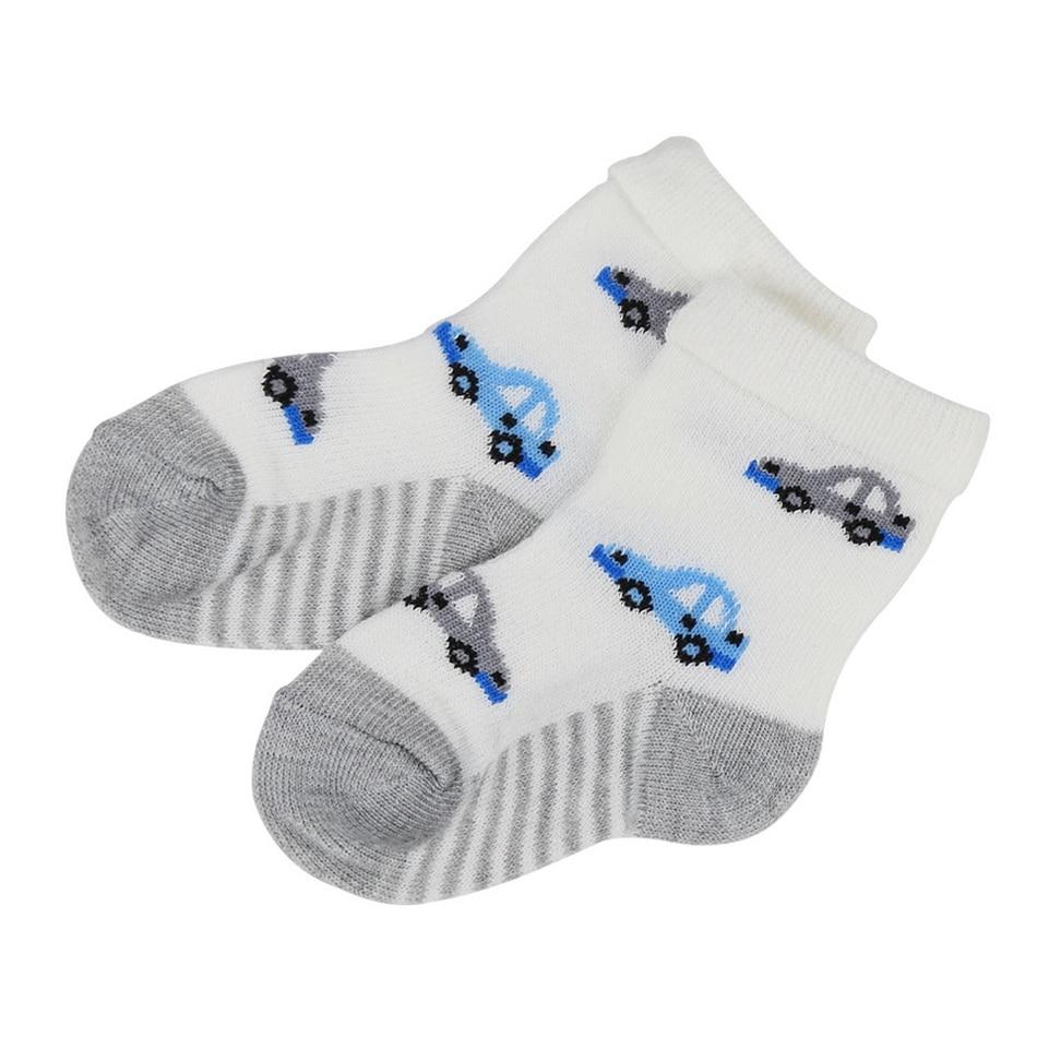 High Quality Cotton Baby Socks Newborn Floor Socks Girl and Boy Short Socks Spring And Autumn Infant Cartoon Socks 0-2 Years