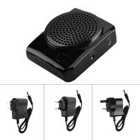 Portable Rechargeable Voice Loud Booster Amplifier Microphone Teaching Speaker With Waistband Louder Speaker