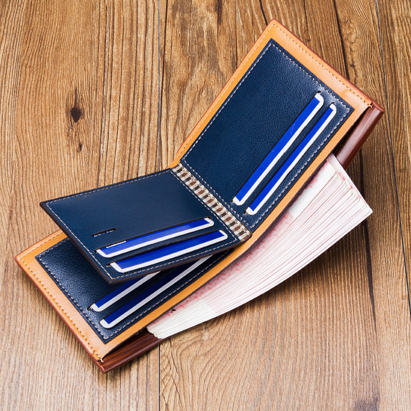 Men Wallets Fashion Short Bifold Men Wallet Casual Soild Men Wallets With card holder Purse Male Wallet carteira masculin chris colfer the land of stories 5 an author s odyssey