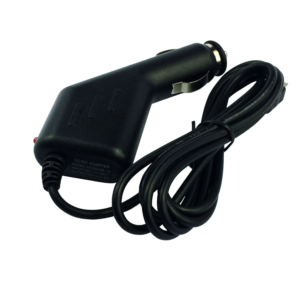 Universele Mini 5V USB Autolader Auto Adapter Voor DVR Voertuig - Auto-elektronica - Foto 3