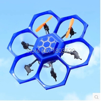 Free Shipping Hot Sell X45 2 4G 6 Axis UFO RC Quadcopter 3D Flying RC Helicopter