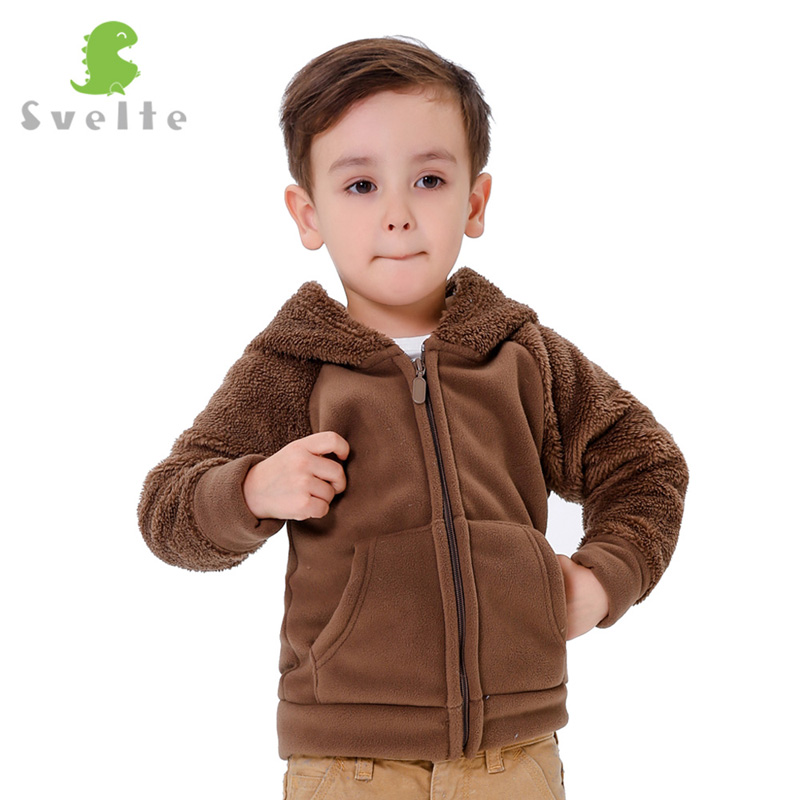 Svelte-Brand-Fall-Winter-for-Children-Boys-Fur-Soft-Fleece-Hoody-Hooded-Jacket-Outerwear-Coat-Clothing-with-Cartoon-Bear-Ears-1