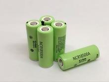18pcs/lot New Original Battery For Panasonic NCR18500A 2040mAh 18500 3.7V Rechargeable Lithium Flashlight Torch Batteries цена и фото