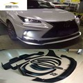 NX200T A Car Styling FRP Auto Body Kits Apron for Lexus NX200T 2015UP