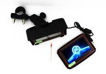 Wodoodporna Motocykle GPS-4.3 Cal Win CE 6.0 Samochodów GPS Navigator-Wbudowany 8 GB Flash z Mapą-Nadajnik FM/Bluetooth