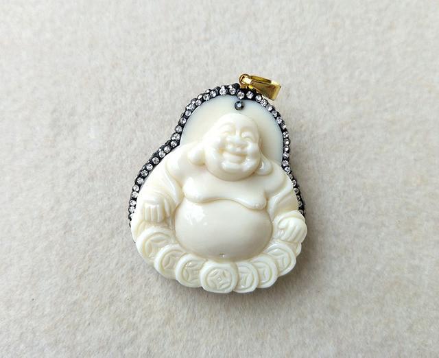 5pcslot resin pave rhinestone ivory maitreya buddha pendant for 5pcslot resin pave rhinestone ivory maitreya buddha pendant for diy jewelry necklace making pd163 mozeypictures Choice Image