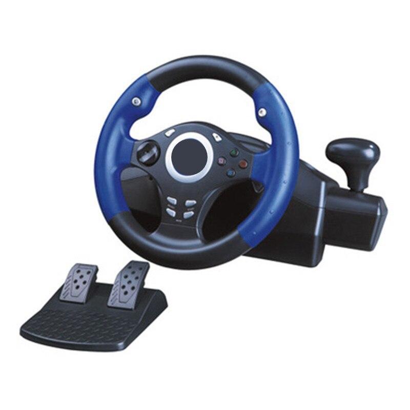 Компьютерная игра руль USB симулятор вождения автомобиля обучающий самолет игровой контроллер Джойстик для xbox 360 PS3 для PS4