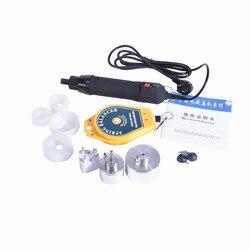 Butelka ograniczenie maszyny ręczny ręczny elektryczny ograniczenie maszyny 220V 80w dla 10-50mm SF-1550 1pc