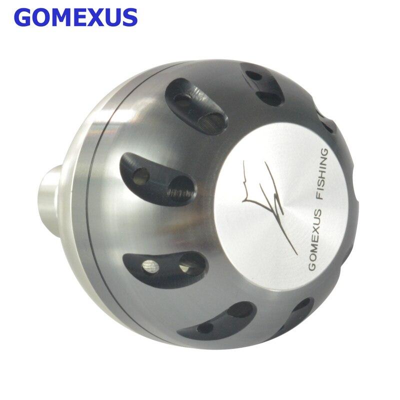 <font><b>Reel</b></font> Handle Knob For Clash Conflict Procyon EX 2000-4000 Abu Ambassadeur Low Proflie Baitcaste Daiwa S 35mm Direct Fit Gomexus