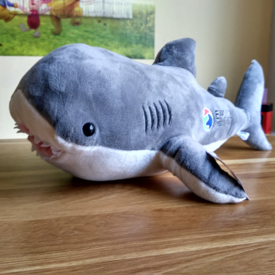 online buy wholesale shark plush from china shark plush free shipping simulation shark plush soft toys 55cm 21 6inch export original hand inserted