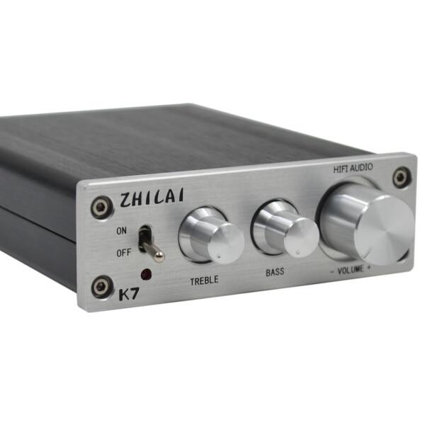 160-Watt Digital Power Amplifier Audio HiFi Amp with Bass treble adjustment160-Watt Digital Power Amplifier Audio HiFi Amp with Bass treble adjustment