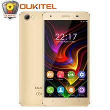 Оригинальный Oukitel C5 смартфон 5 дюйм(ов) Android 7.0 ОЗУ 2 ГБ + ПЗУ 16 ГБ телефоны с 5MP камеры Quad Core мобильный телефон