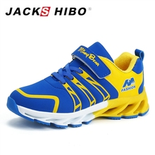 JACKSHIBO Kid Sneaker Running Shoes Unisex Kid Sports Trainers Sneakers Comfortable Sneakers Walking Shoes for Boy Gilrs Outdoor