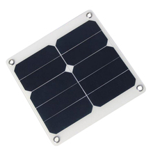10W 5V Portable Solar Panel Outdoor Sunpower Solar Cell USB Charger For Smart Phone Samsung Mobile