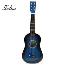 23″ Beginners Practice Acoustic Children Basswood Ukulele 6 String Guitar Musical Instrument For Beginners or Basic Players
