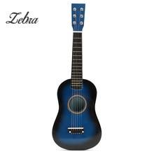 """23 """"Principiantes Práctica Niños Tilo Ukulele 6 Cuerdas Guitarra Acústica Instrumento Musical Para Los Principiantes o Los Jugadores Básicos"""