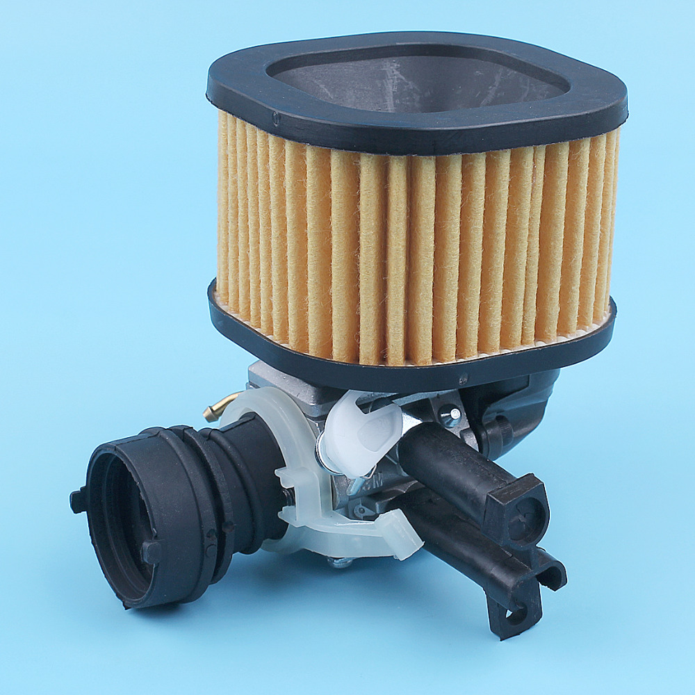 Carburetor HD Air Filter Intake Adaptor Kit For Husqvarna 365 372 371 362 372XPW Chainsaw Carby Carburettor Carb Spare Part