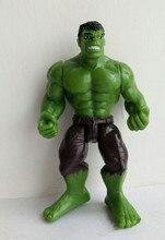 1Pcs Superhero Avengers Iron Man Hulk Captain America Superman Batman Action Figures gift collection of children's toys