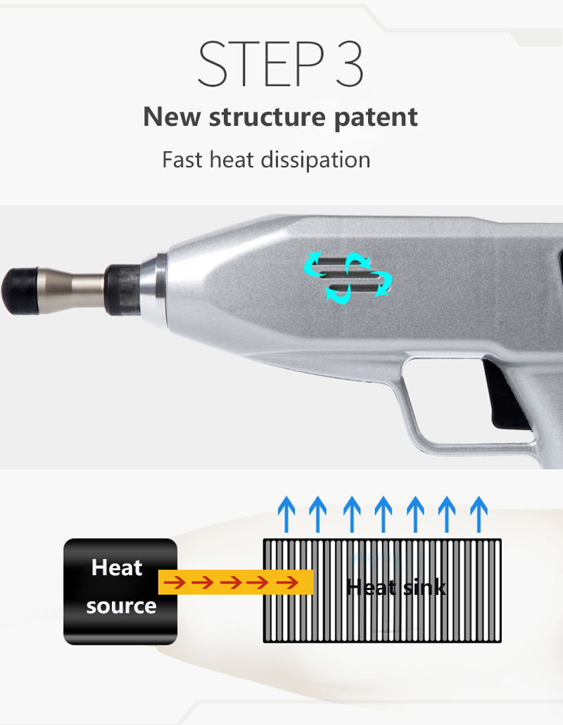 2019 nova poderosa 1100n quiropraxia ferramenta de
