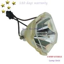 цены VLT-XL6600LP Replacement Projector Bare bulb for Mitsubishi FL6900U FL7000 FL7000u HD8000 WL6700U Projectors