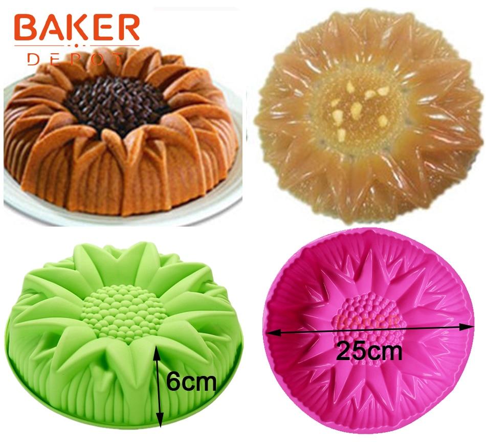 ᑎ‰Большие силиконовые формы для пирожных хлеб Кондитерские ...
