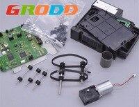 12 24V 370 worm gear motors, DC gear motor gear box DIY production car toy robots, electric motors, belt conveyors