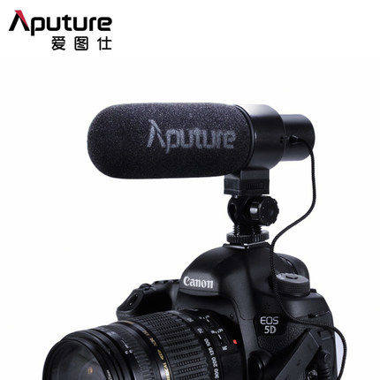 Photography Interview Recording Mini Mic VidPhotography eo Pixel Voical V-D1 Microphone for Canon Nikon Sony Pentax DSLR Camera