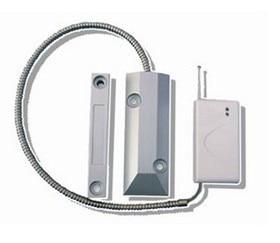 Wired Rolling Metal Door Magnetic Contact Sensor Detector Fr GSM Home Alarm.door detactor недорго, оригинальная цена